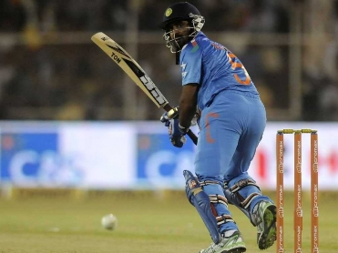 Ambati Rayudu steered a spectacular win for India