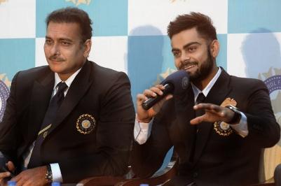 Virat Kohli and Ravi Shastri confident of Indian Triumph in Australia