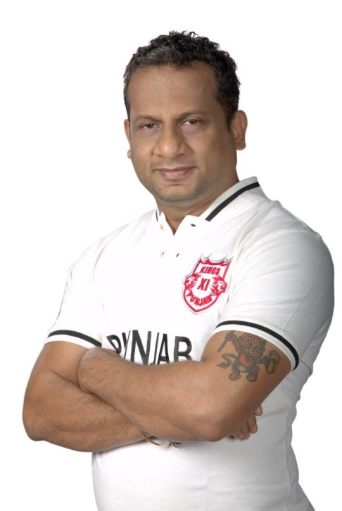Fraser Castellino, COO of Kings XI Punjab