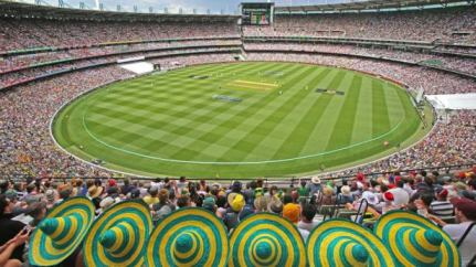 The Melbourne Cricket Ground (MCG), Boxing Day Test