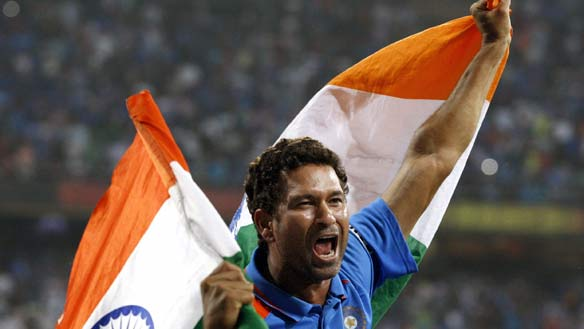 The God of Cricket Sachin Tendulkar to call on IIT Bombay this December