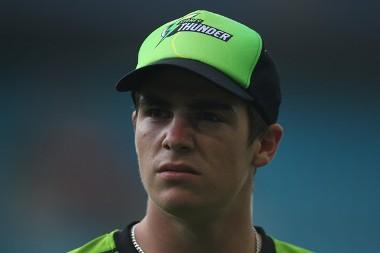 Will Sean Abbott play cricket again?