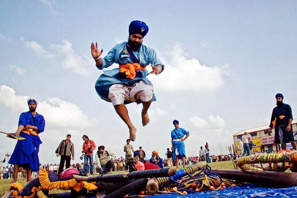 Kila Raipur Sports Festival near Ludhiana in Punjab is India's Rural Olympics