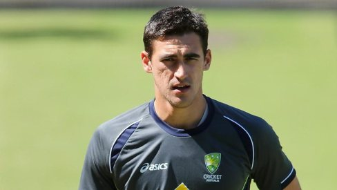 Mitchell Starc was awarded Man of the Match award for his spectacular bowling