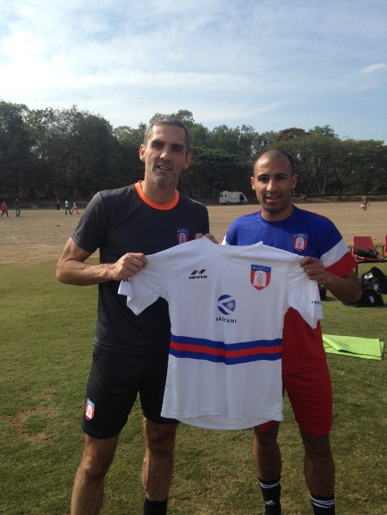 Romuald Boco confirmed as Bharat FC's marquee signing