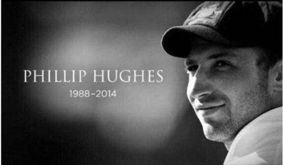 In Fond Memory of Phillip Hughes