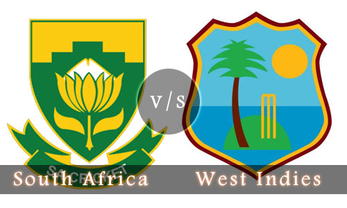 ICC Cricket World Cup 2015: South Africa vs West Indies at Sydney