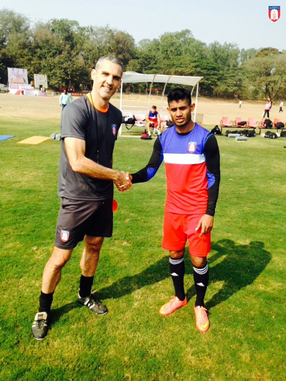 Stuart Watkiss and Syed Rahim Nabi