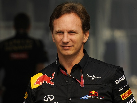 Red Bull's team principle, Christian Horner