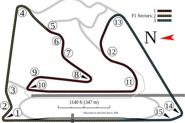 About Bahrain Grand Prix