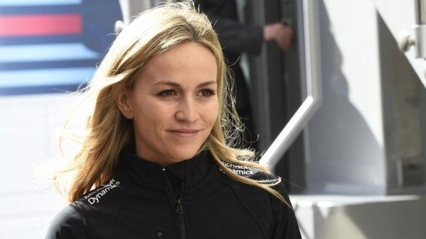 Carmen Jorda wants separate Formula One championship