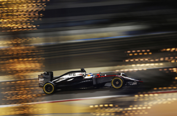 F1: One point would have been better, says Alonso