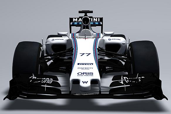 F1 Williams report $50 million loss in 2014