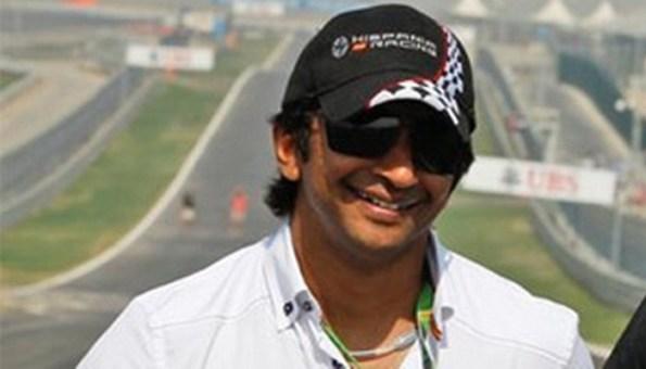 Narain Karthikeyan finishes third in 2015 Super Formula