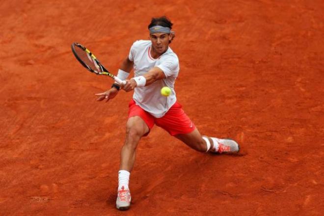 Rafael Nadal: King of Clay makes steady start aiming 10th win at Paris