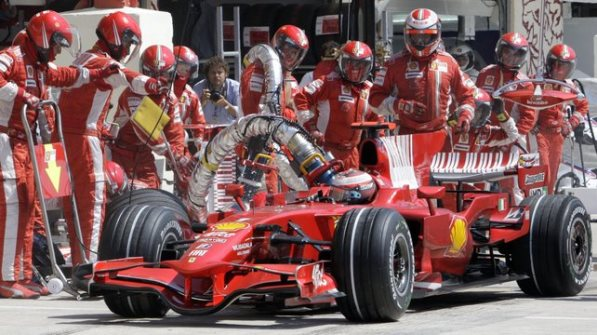 Refuelling set to return in F1