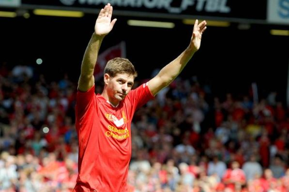 Saluting the Liverpool legend – Steven Gerrard