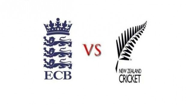England vs New Zealand Cricket Series
