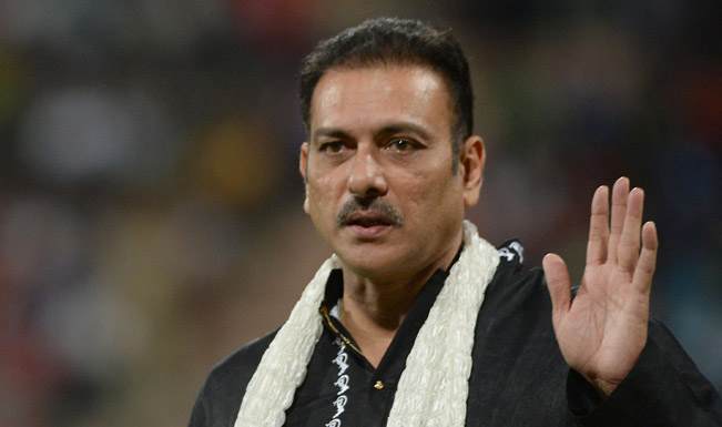Ravi Shastri - Cricket