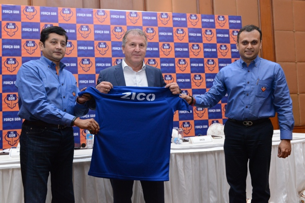 Brazilian legend Zico is leaving no stone unturned to turn FC Goa into a champion side going into the second edition of Indian Super League