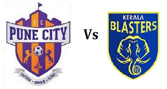 FC Pune City vs Kerala Blasters