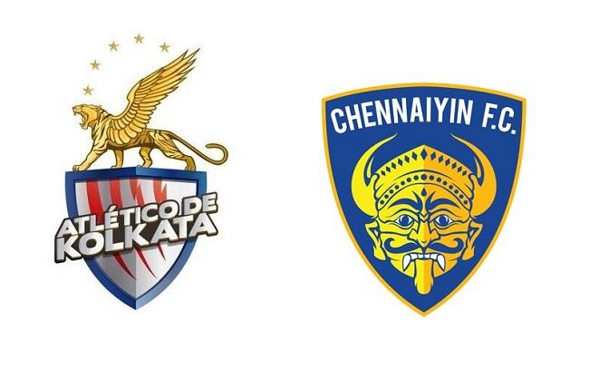 Atletico de Kolkata vs Chennaiyin FC