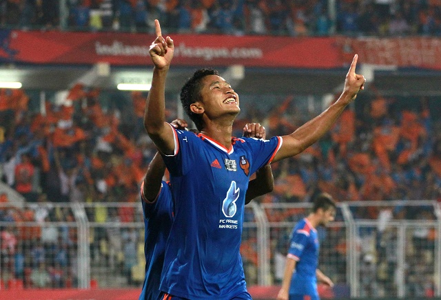 Thongkhosiem Haokip - FC Goa's emerging player