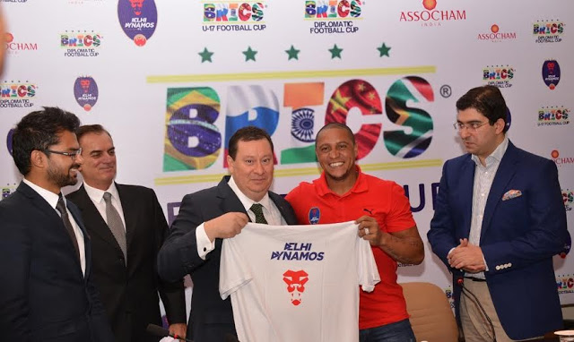 Delhi Dynamos FC to launch Football Academy in partnership with BRICS