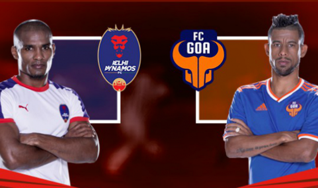 ISL 2015 Semi Final: Delhi Dynamos FC vs FC Goa - Preview