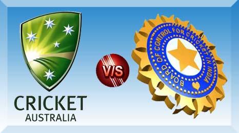 Australia vs India 2016