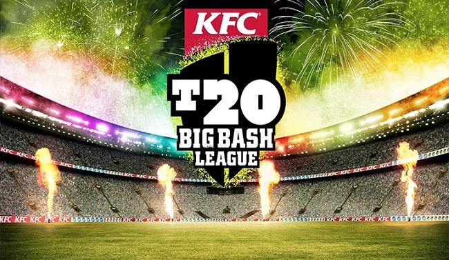 Big Bash League (BBL) final - Melbourne Stars vs Sydney Thunder