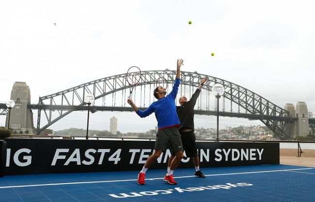 Fast4 Tennis by Tennis Australia