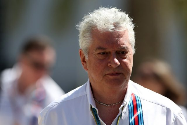 Pat Symonds, chief technical officer, Williams