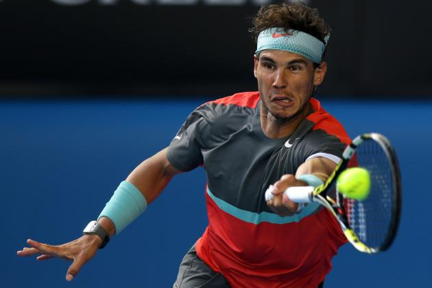 Is Rafael Nadal running out of steam?