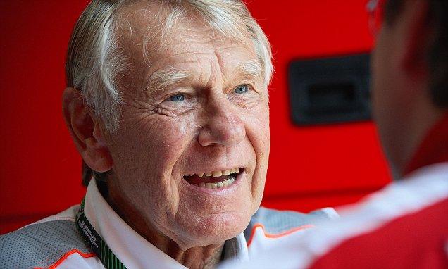 McLaren legend Tyler Alexander