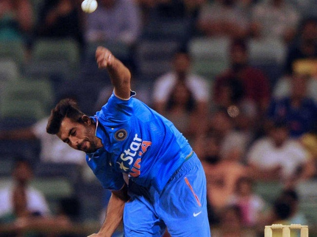 India in Australia: Barinder Sran looks to be a good prospect