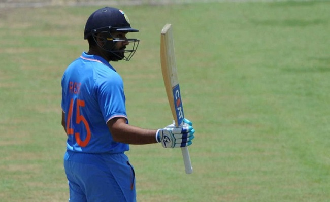 Rohit Sharma's ton goes in vain
