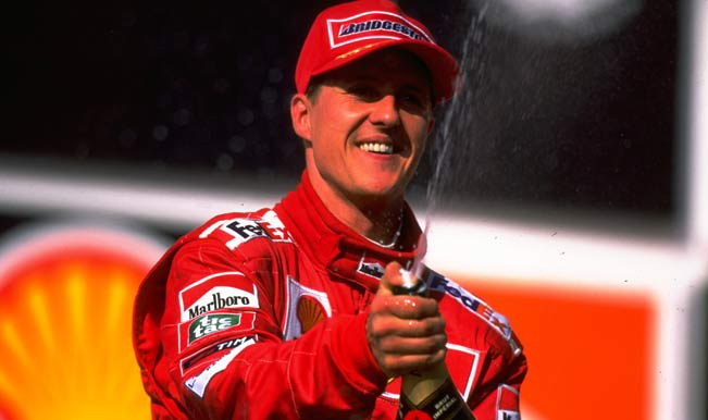 Michael Schumacher still far from full recovery