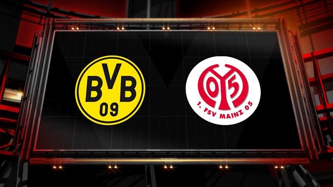 Borussia Dortmund vs FC Mainz
