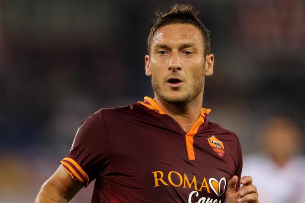 Football will miss Francesco Totti