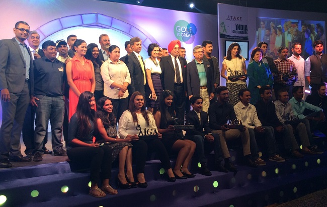 India Golf Awards 2016