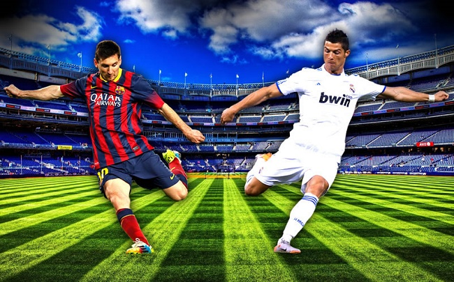 Lionel Messi vs Cristiano Ronaldo world's best footballer argument ends in death