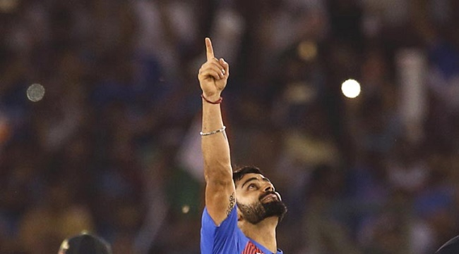 Virat Kohli sends Australia packing, India enter semi-finals of ICC World T20