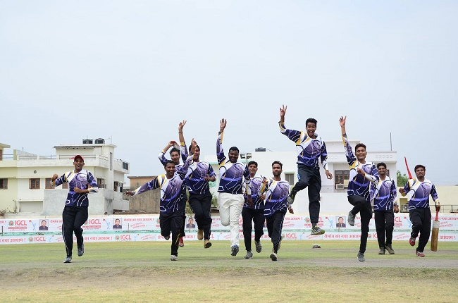 Indian Gramin Cricket League (IGCL)