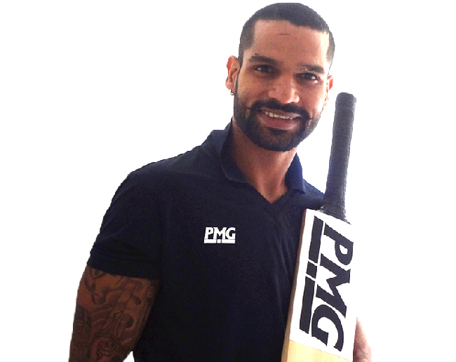 Professional Management Group signs up Shikhar Dhawan for 3 years