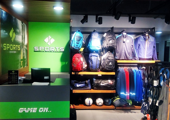 Sports Station - a chain of multi-brand sports store