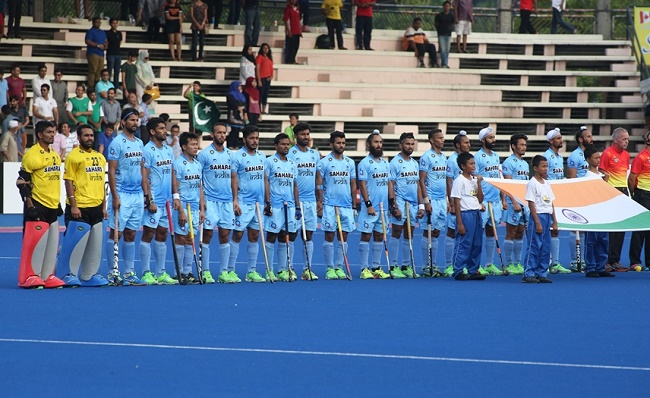 Team India - Sultan Azlan Shah Cup 2016