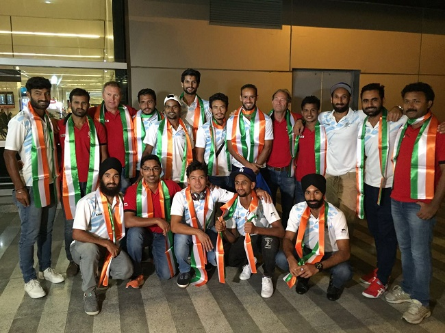 Team India return with a silver from Sultan Azlan Shah Cup