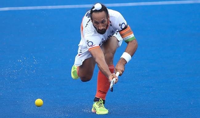 Doing well in Champions Trophy is crucial: Sardar Singh