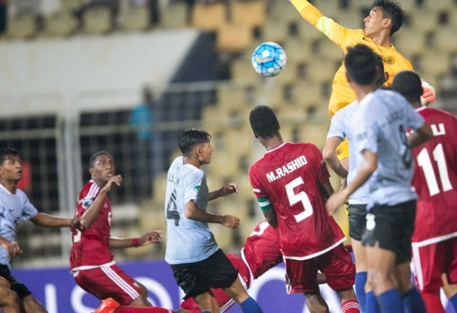 AFC U-16 Championship: India lose 3-2 to UAE in opening encounter
